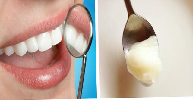 , Protege tus dientes y encias ingiriendo una cucharada de esto diariamente., Alimenta y Cura