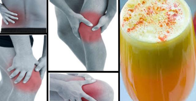 , Dile adiós al dolor en las articulaciones, piernas y espalda baja con este jugo Anti-inflamatorio, Alimenta y Cura