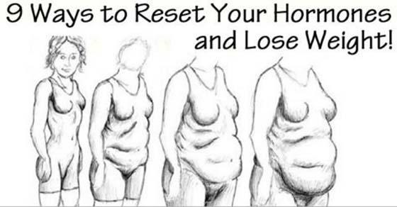 , 9 maneras probadas para controlar las hormonas que regulan tu peso, Alimenta y Cura