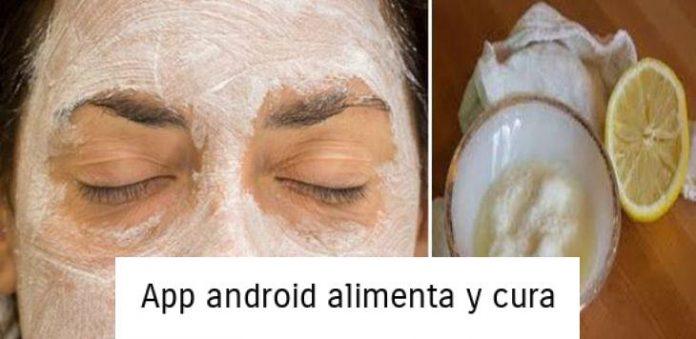 , Aplica esta mascarilla de bicarbonato de sodio y limón en su cara y algo asombroso pasará!!, Alimenta y Cura