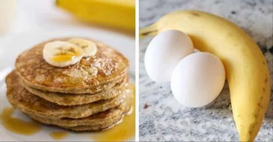 , Come estos panqueques de 2 ingredientes cada mañana y veras como las grasa de tu cuerpo desaparece, Alimenta y Cura