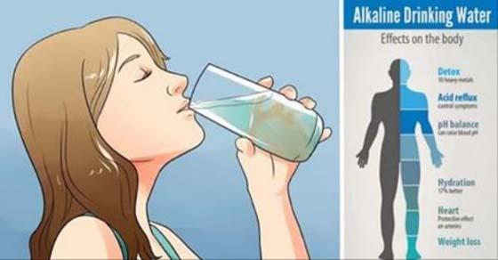 , Cómo el agua alcalina mata las células cancerosas y cómo prepararla, Alimenta y Cura