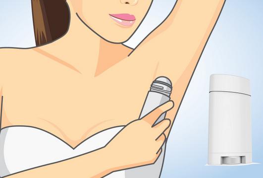 , Cuando sepas porque usar desodorante debajo de tus pechos lo harás de inmediato y para siempre…, Alimenta y Cura