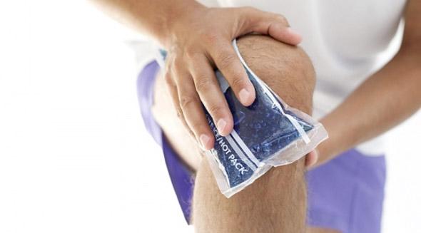 , No apliques hielo en una lesión, puede ser peligroso !, Alimenta y Cura