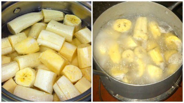 , Hierve Plátanos y Toma Su Líquido Antes De Dormir: No Vas A Creer Lo Que Sucede!, Alimenta y Cura