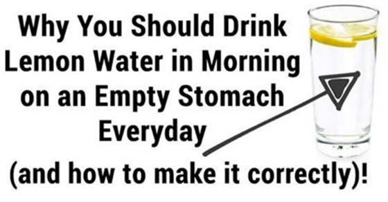, Los 10 mejores beneficios para la salud del agua de limón, Alimenta y Cura