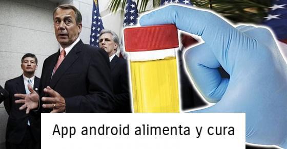, Los estadounidenses desean que los miembros del Congreso hagan pis en una taza para demostrar que no están bajo medicamentos, Alimenta y Cura