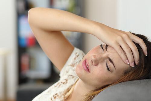 , Té de menta para el dolor de cabeza y estómago, Alimenta y Cura