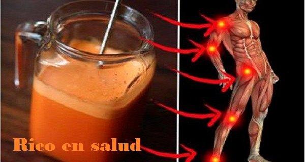 , Súper remedio eficaz en el tratamiento del dolor de huesos y articulaciones., Alimenta y Cura