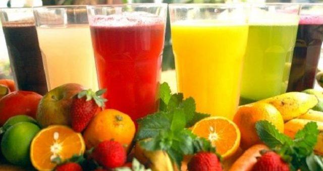 , Te dejamos estas ricas fusiones de fruta para tomar en lugar de un refresco!, Alimenta y Cura