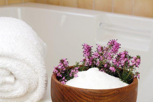 , Uso de las sales de Epsom para la belleza y la salud, Alimenta y Cura