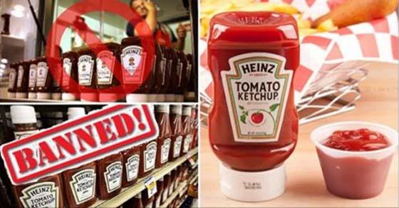 , Ketchup Heinz sancionada, hay 3 motivos principales por las que debes evitarla para siempre, Alimenta y Cura
