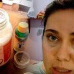 Me siento 5 años mas joven – Crema para las ojeras hecha con 3 ingredientes Borra las arrugas de manera efectiva.!