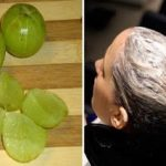 Prevenir pérdida del pelo y pelo crece más densamente Con esta mascarilla rejuvenecedora!