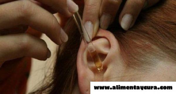 , Mejora su audición en un 97% con 2 gotas de este remedio! También proporciona excelentes resultados en el caso de los ancianos de 80 y 90 años de edad!, Alimenta y Cura