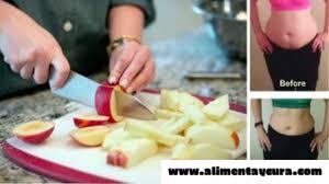 , ¡Pierde 10 libras en una semana con esta maravillosa dieta de la manzana!!!, Alimenta y Cura