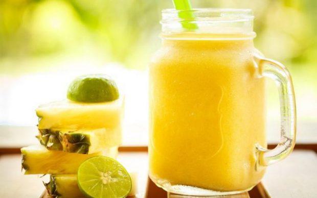 , Batido isotónico de frutas naturales para obtener más energías, Alimenta y Cura
