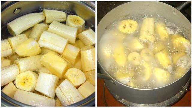 , Hierve unos plátanos antes de acostarte, bebe el líquido, y no vas a creer lo que sucede, Alimenta y Cura, Alimenta y Cura