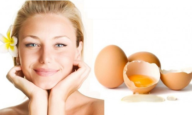 Resultado de imagen de Cuida tu rostro usando cáscara de huevo