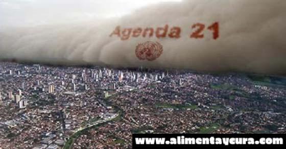 , Agenda 21: La despoblación del 95% del mundo en el año 2030 está en marcha, Alimenta y Cura