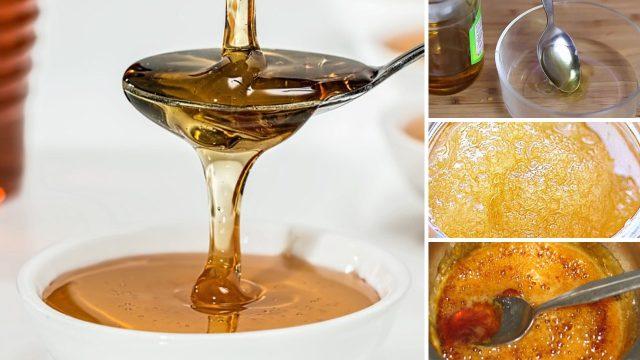 , Cómo detectar si la miel que consumes es falsa o pura. Utiliza este simple truco y evita que te engañen!, Alimenta y Cura