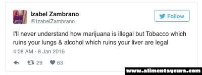 Que hace el fumar marihuana a los pulmones