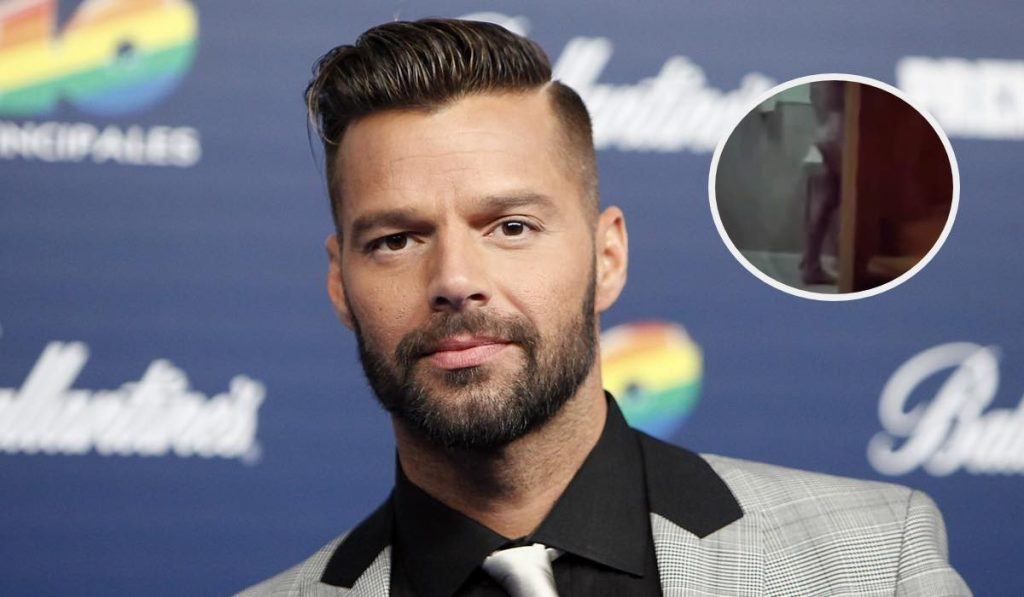 , Alguien grabó a Ricky Martin desnudo en pleno concierto. ¡No apto para cardíacas!, Alimenta y Cura
