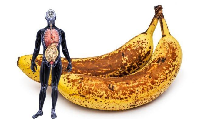 , Observa que le Sucede a tu CEREBRO y CORAZÓN si comes 2 Bananas al Día., Alimenta y Cura, Alimenta y Cura