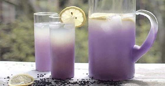 , Cómo hacer una deliciosa limonada de lavanda para aliviar las migrañas, dolores de cabeza, ansiedad y mucho más!, Alimenta y Cura