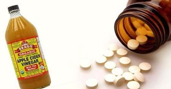 , No use vinagre de sidra de manzana si usted usa cualquiera de estos medicamentos, Alimenta y Cura, Alimenta y Cura