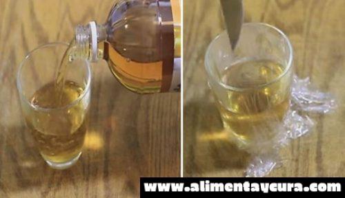 , Colocar un vaso de vinagre de manzana en su casa por este motivo., Alimenta y Cura, Alimenta y Cura