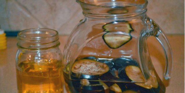 , Esta mezcla con Agua de BERENJENA seca la grasa de la barriga, Reduce el Colesterol Malo y alivia el reumatismo., Alimenta y Cura, Alimenta y Cura