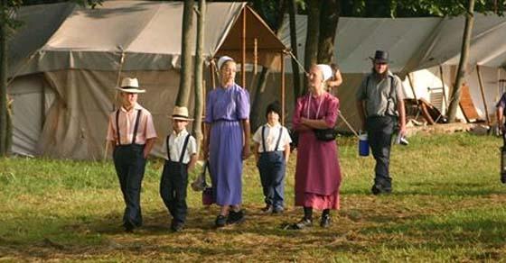 , Los Amish no sufren de autismo, ni se vacunan, Alimenta y Cura