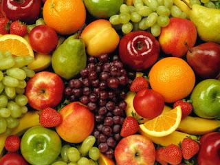frutas, antioxidantes