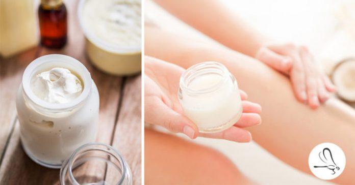 , Tratamiento para calmar la ansiedad y la inflamación con aceite de coco y mantequilla de magnesio, Alimenta y Cura