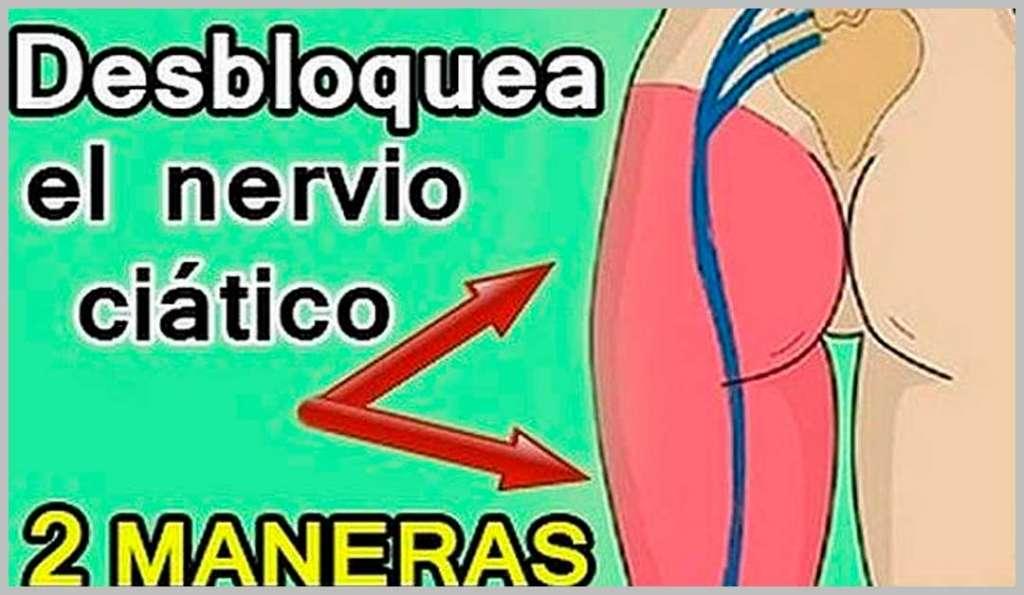 , Aprende a desbloquear el nervio #ciático: ¡2 maneras sencillas de terminar con molestoso dolor!, Alimenta y Cura, Alimenta y Cura
