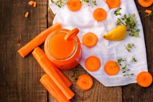 , Zumo de zanahoria y limón para perder peso – utilidades y receta, Alimenta y Cura, Alimenta y Cura