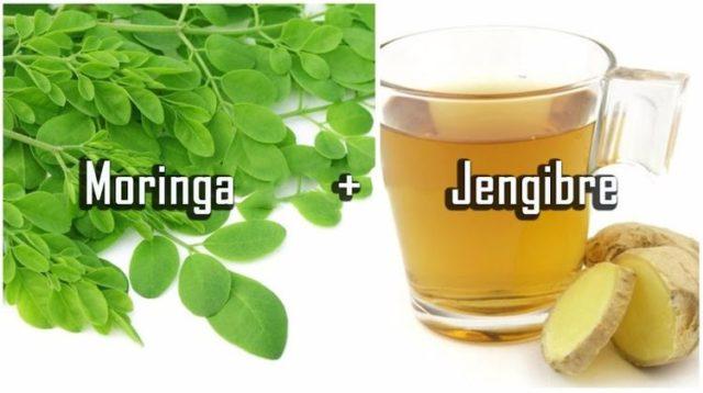 , ¡Moringa y Jengibre! Una potente combinación para combatir diferentes enfermedades., Alimenta y Cura