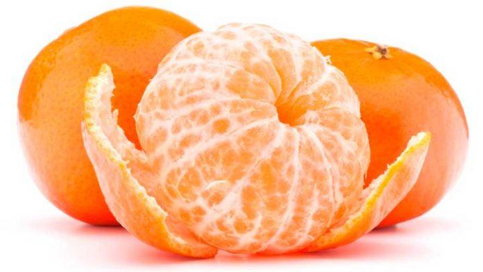 , Cualidades de la mandarina para la salud, Alimenta y Cura