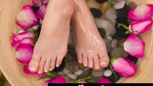 Remedios caseros para tener unos pies hermosos suaves