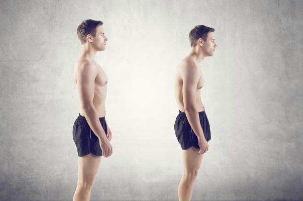 , Cómo corregir hombros caídos – consejos, Alimenta y Cura