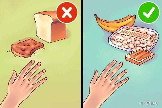 , Cómo deshacerse de una espina de pescado clavada en la garganta, Alimenta y Cura, Alimenta y Cura