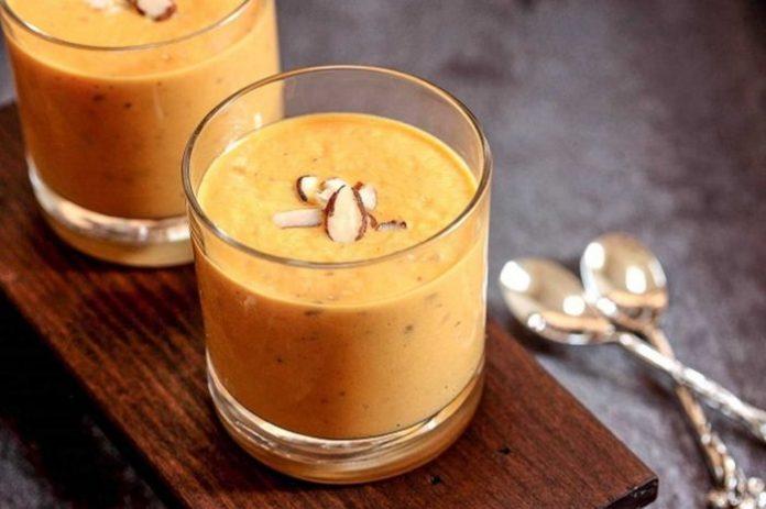 , Licuado para dar energía de zanahoria y jengibre con canela y nuez, Alimenta y Cura, Alimenta y Cura