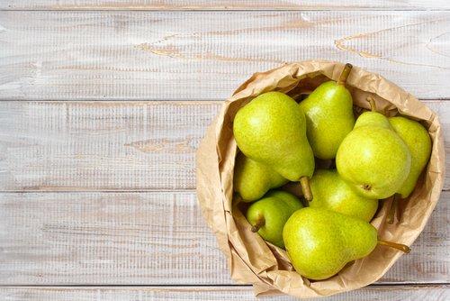, Batido saciante de pera, chía y avena para perder peso, Alimenta y Cura, Alimenta y Cura