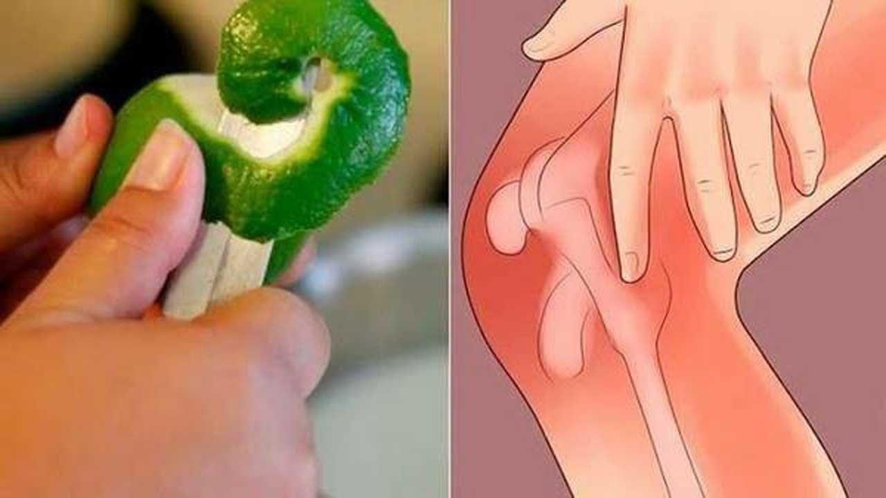 , Calma los dolores musculares y articulares en poco tiempo utilizando el limón de esta manera, Alimenta y Cura, Alimenta y Cura