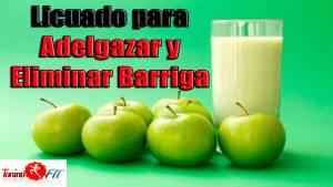 , Conoce como elaborar correctamente el batido de manzana, avena y limón: Con el podrás adelgazar., Alimenta y Cura