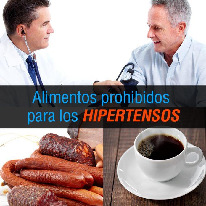 , Alimentos Y Bebidas Prohibidos Para Los Hipertensos – Como Vivir Con Hipertensión, Alimenta y Cura