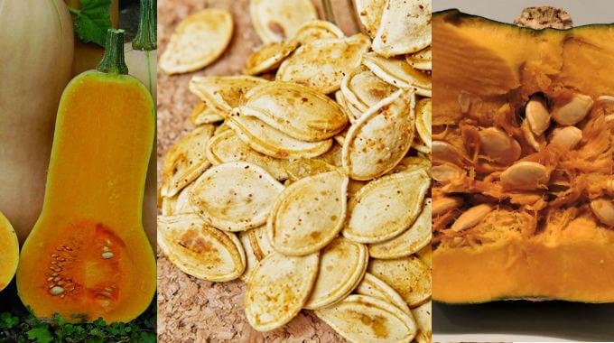 , Beneficios de comer semillas de calabaza, auyama o zapallo, Alimenta y Cura, Alimenta y Cura