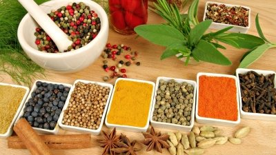 Food - Herbs and Spices Herbs Spices Wallpaper