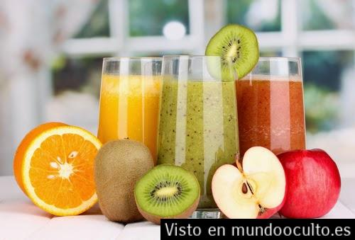, La cura depurativa del organismo, Alimenta y Cura, Alimenta y Cura